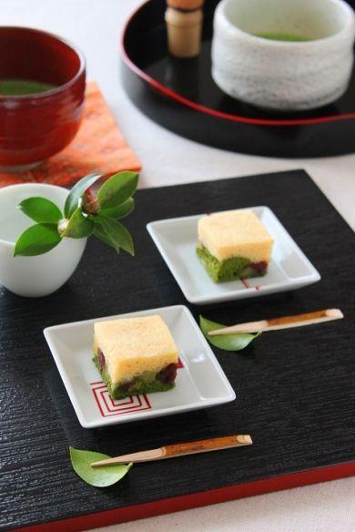 「大豆と米糀の「浮島」」かめ代 | お菓子・パンのレシピや作り方【corecle*コレクル】