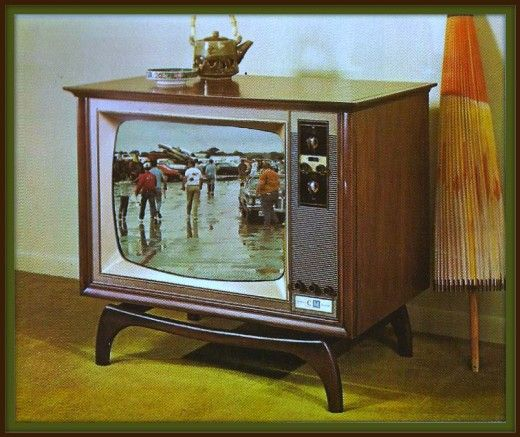 Curtis Mathes Color Televisions And Stereo Consoles, The