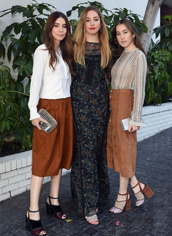 The 25 Best Haim Style Ideas On Pinterest Girl Bands Sister Band And Too Faced Cool Girl