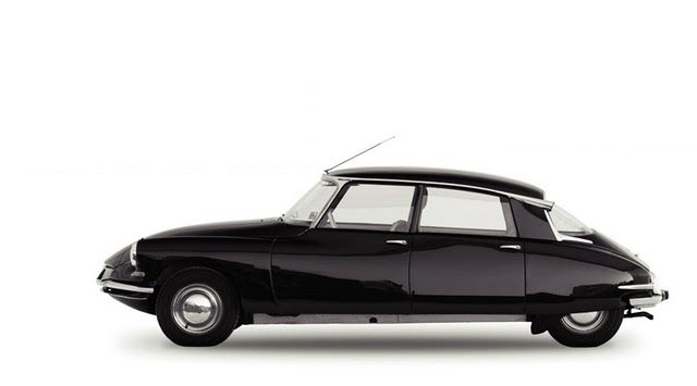 Citroen DS - classic design
