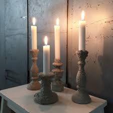 Bildresultat för cement ljusstake