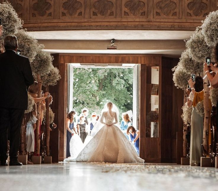Swarovski Crystal wedding dress Victoria Swarovski
