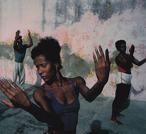 Trinidad's Folkloric Ballet , National Geographic, October 1999.  David Alan Harvey