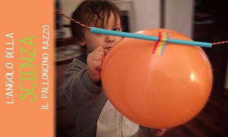 Il palloncino razzo | MiniFactory