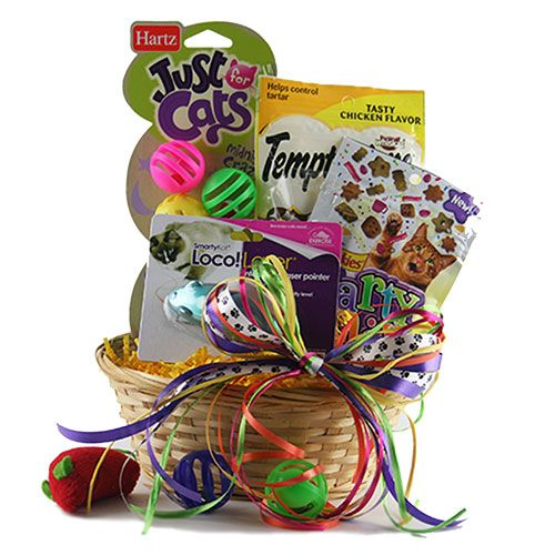 Cat And Mouse Gift Basket Gifts Ideas Baskets