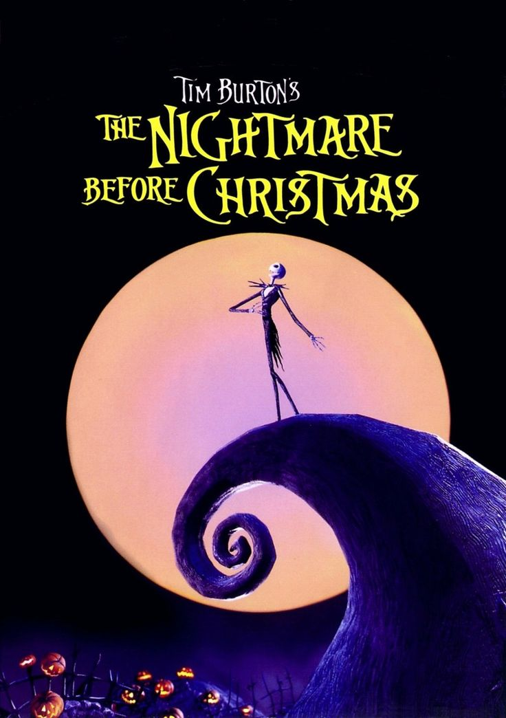 The Nightmare Before Christmas ~ Have (Need DVD)! ~ Family Christmas eve Movie xX