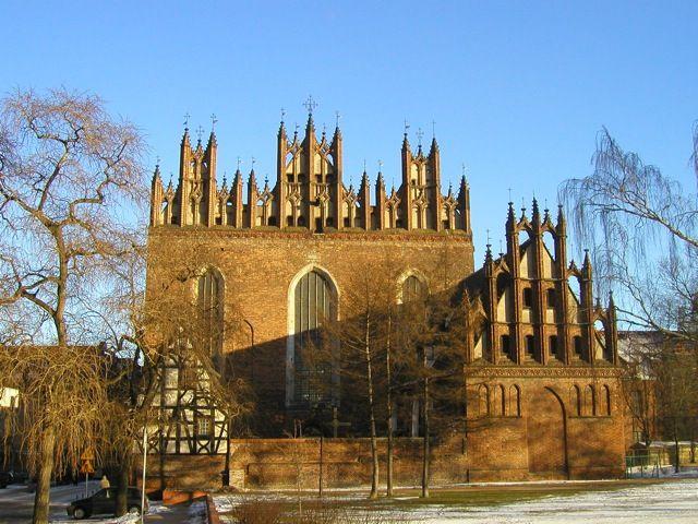 Kaplica św. Anny przy kościele św. Trójcy | #gdansk #sightseeing