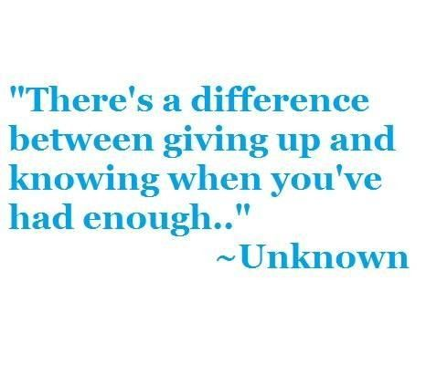 Giving Up On Love Quotes 18 Best Give Up Images On Pinterest  Inspiring Words True Words