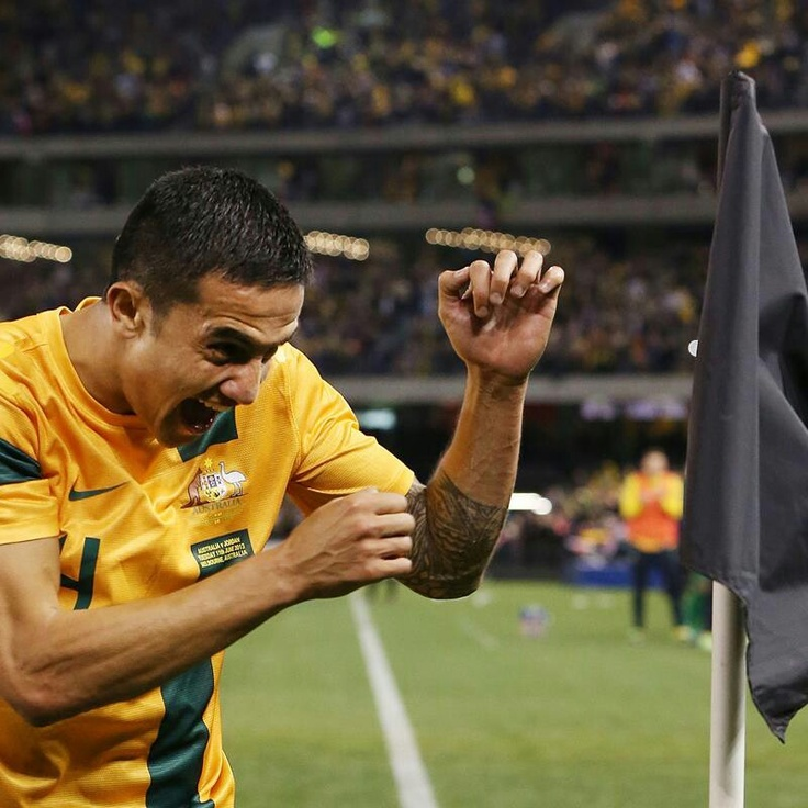 The Great Tim Cahill