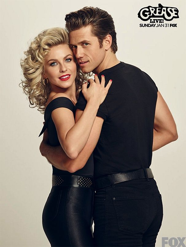 Grease: Live Stars Julianne Hough, Aaron Tveit and Vanessa Hudgens Give Us Chills! (They're Multiplyin'!)