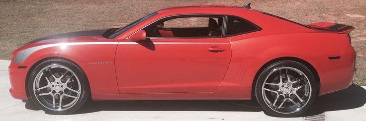 Cool Amazing 2010 Chevrolet Camaro 2SS 2010 Camaro 2SS inferno orange, forgiato wheels, 6 speed MT, 37K miles 2017 2018