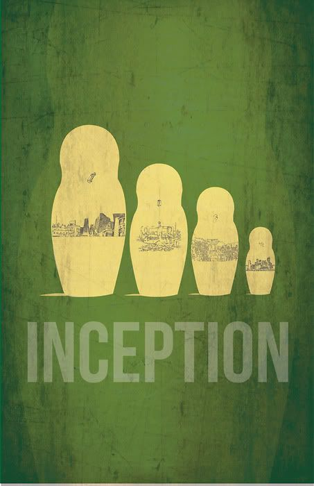 14 Alternative Inception Posters