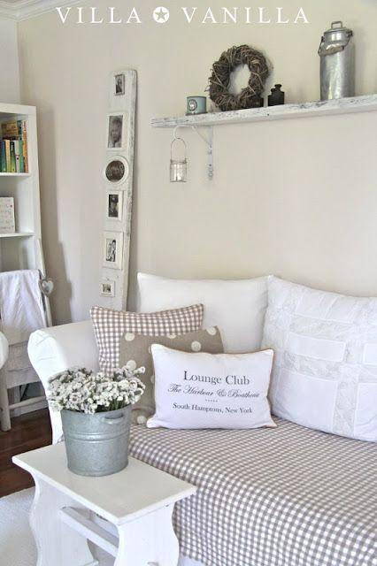 villa vanilla wohnzimmer:nápadov oDekoideen Wohnzimmer na Pintereste