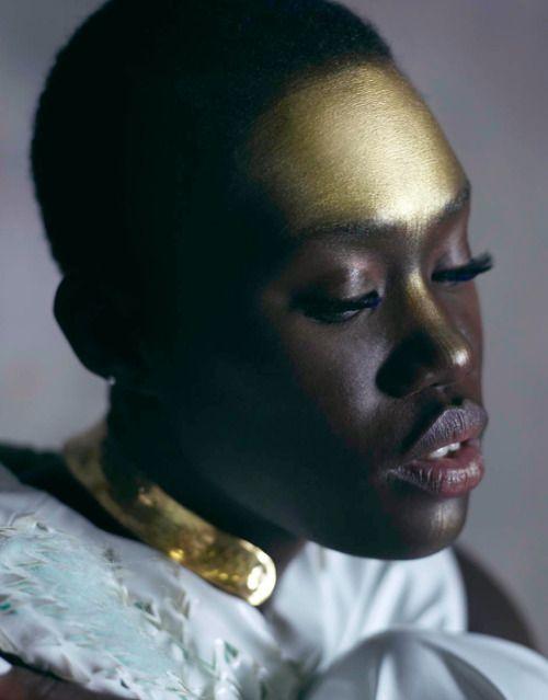 continentcreative:  Aminata Sanogo for Superior Magazine by...