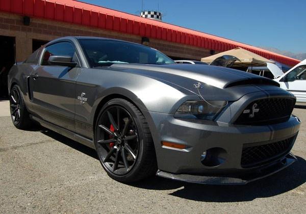 2011 Ford Mustang Shelby Cobra GT 500 Super Snake,