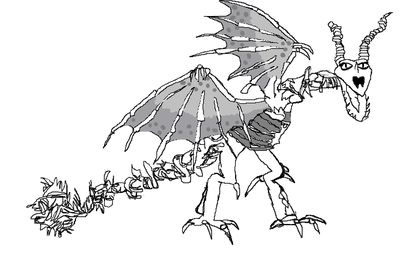 How to Train Your Dragon Boneknapper Coloring Pages for
