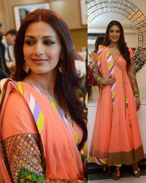 Fashion: Bollywood Celebrities in Designers Anarkali Suits
