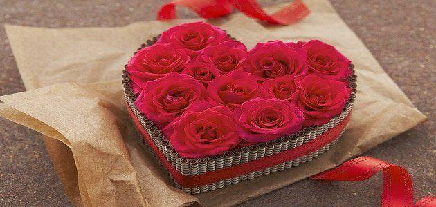 أجمل دعاء تهديه لمن تحب من القلب Valentine S Day Flower Arrangements Valentines Flowers Beautiful Flowers Hd Wallpapers