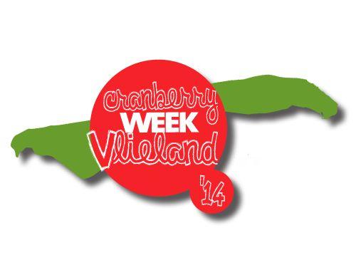 15-21 oktober 2014: Cranberryweek Vlieland, met tal van activiteiten met als hoofdthema....de cranberry!