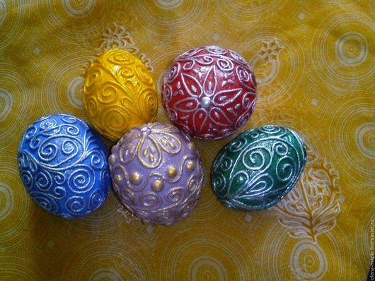 Подарки на Пасху ручной работы. Ярмарка Мастеров - ручная работа. Купить Яйцо - подарок на Пасху. Handmade. Пейп-арт, яйцо
