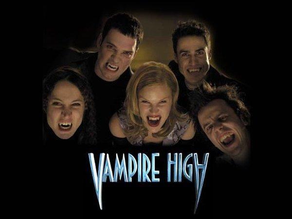 Vampire High (TV Series 2001- ????)