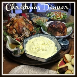 Christmas Dinner Recipes by momwhatsfordinner