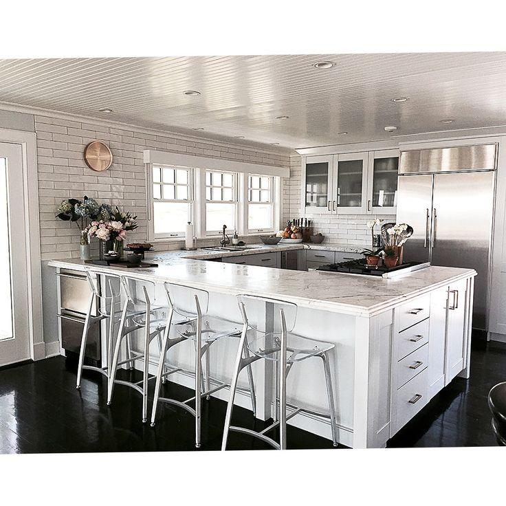Ceramic Tile Kitchen Backsplash: 2831 Best Coastal Casual: Kitchen Images On Pinterest