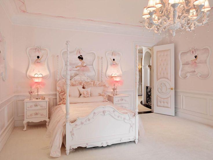 Ballerina Bedroom Decor - Interior Paint Color Trends Check more at http://mindlessapparel.com/ballerina-bedroom-decor/