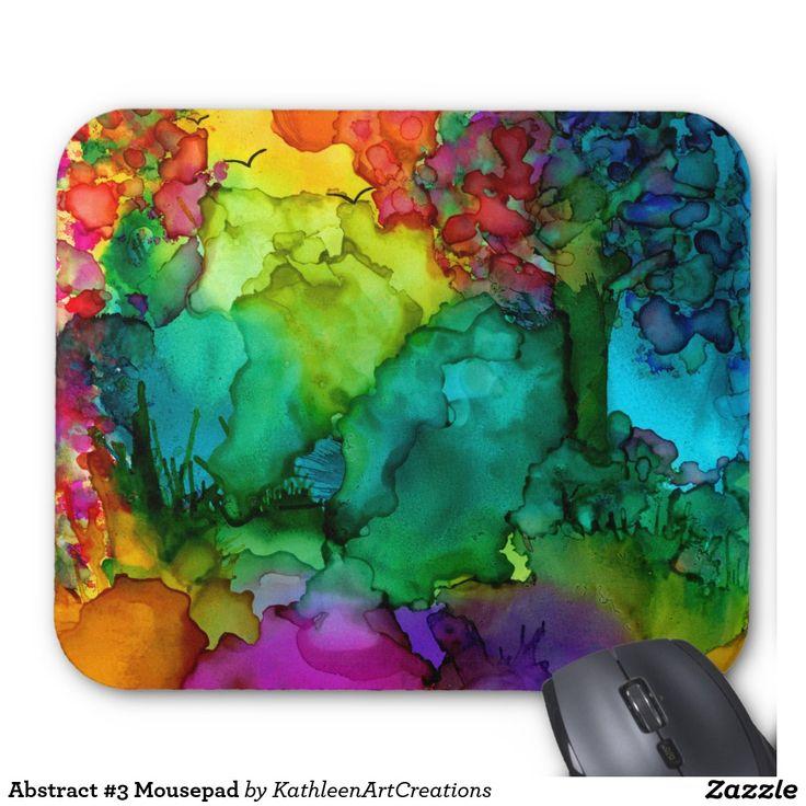 Abstract #3 Mousepad