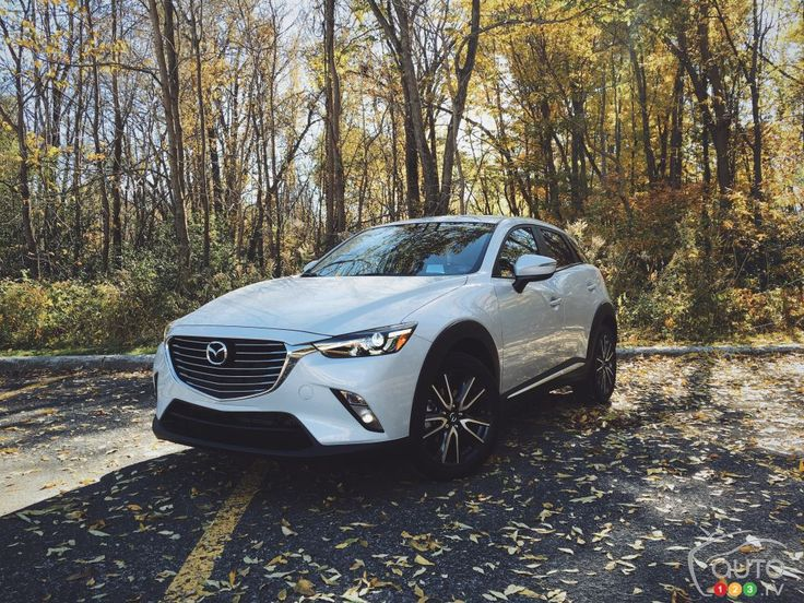 The new Mazda CX-3 stole our hearts, so we stole one from Mazda Canada. Ok, they'll get it back in a few months…