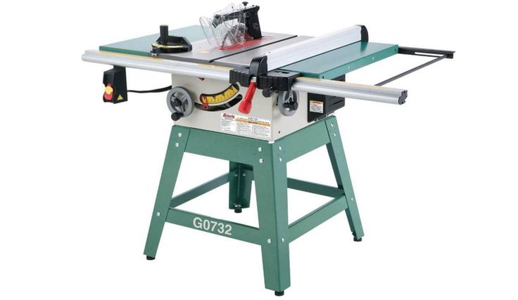 Grizzly G0732 Table Saw Review. The Grizzly G0732 saw is a contractor style saw that is a highly rated product that can handle even the toughest of tasks...