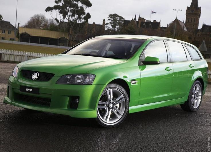 2008 Holden VE Commodore Sportwagon