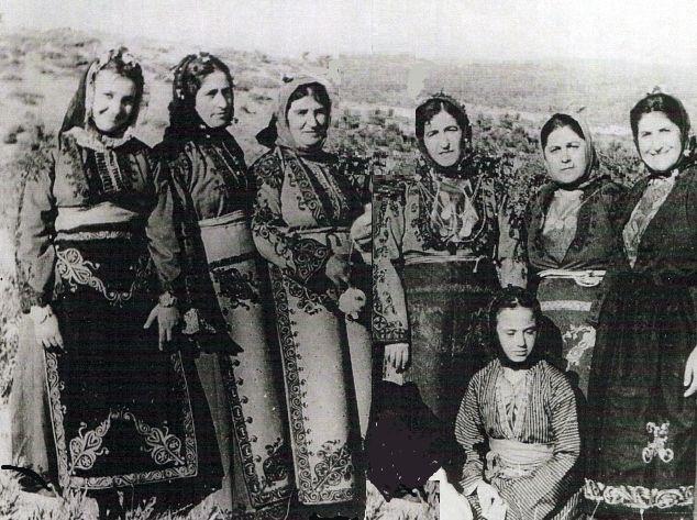 Φορεσιές της Καππαδοκίας