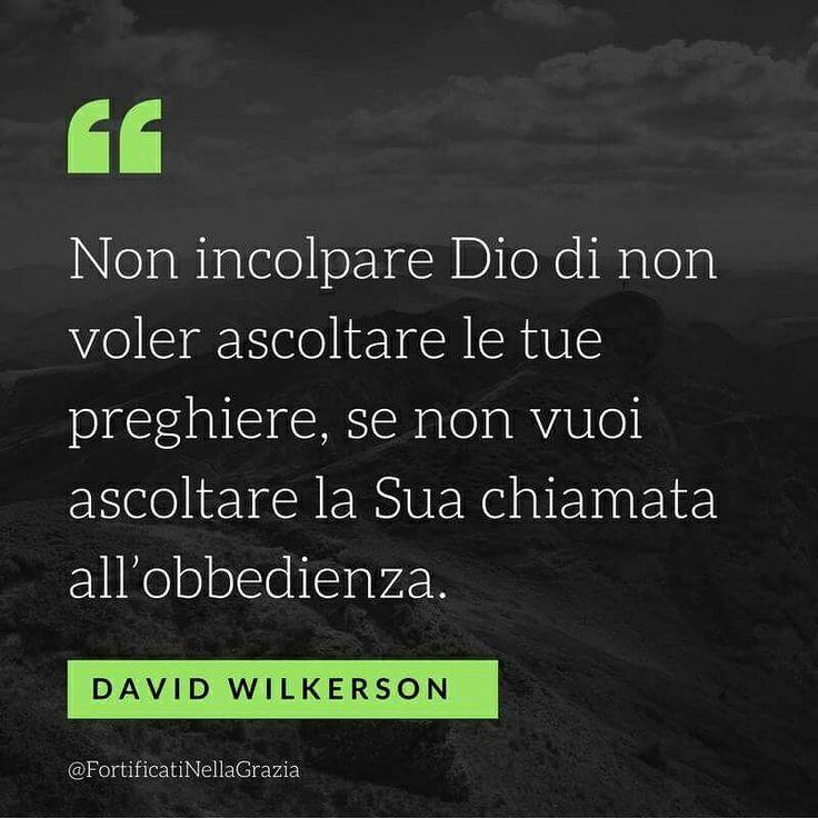 #DavidWilkerson #messaggicristiani #citazioni #frasicristiane #frasi #messaggi #citazionicristiane #preghiera #fede #fortificatinellagrazia