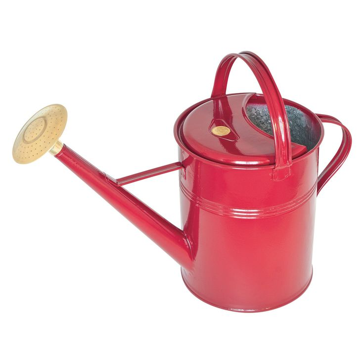 Haws 2.3 Gallon Traditional Peter Rabbit Design Watering Can - V143BY