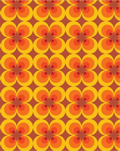 70s pattern   Flickr - Photo Sharing!