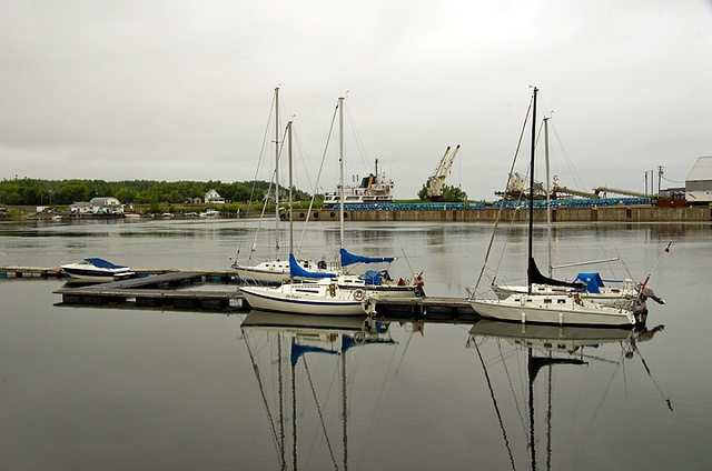 small marina in Pugwash by Robert Connelly Photography, via Flickr