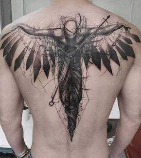 Engel Tattoos – Tattoo Spirit