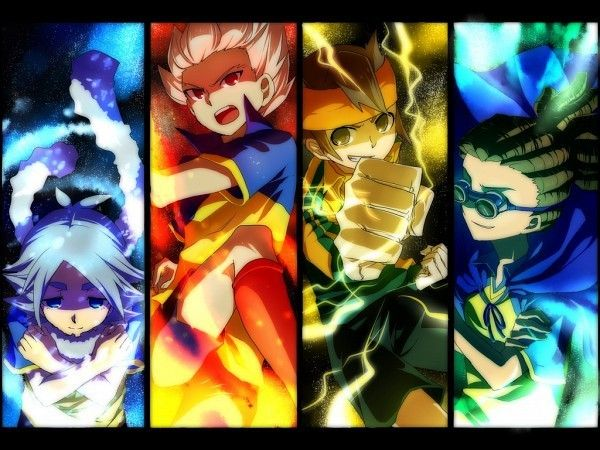 inazuma eleven awesome