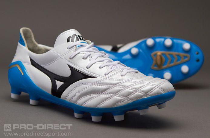 Mizuno Football Boots - Mizuno Morelia Neo MD - Firm ...