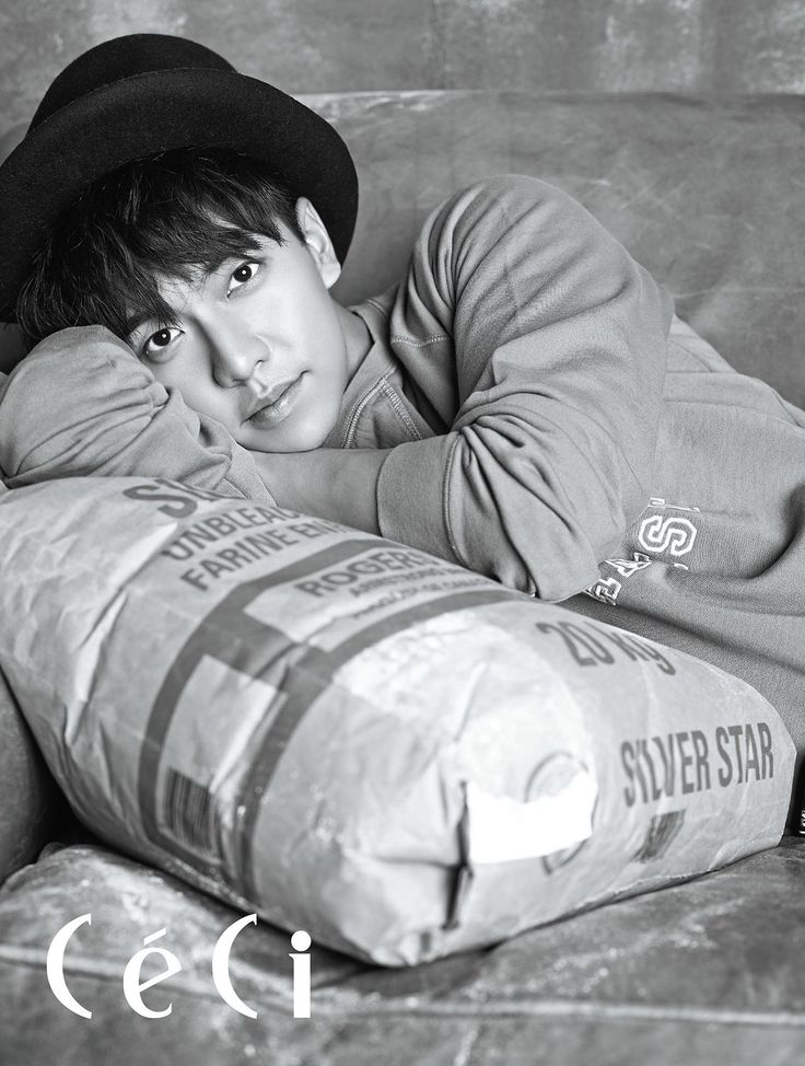 Lee Seung Gi - Ceci Magazine October Issue '13