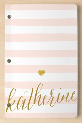 Love this personalized notebook! http://rstyle.me/n/wa85rnyg6