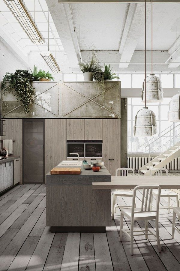Creative Industrial Kitchen Decor Ideas For Your Urban Cooking Space Inspiration Industrial Kitchen Design Ideas