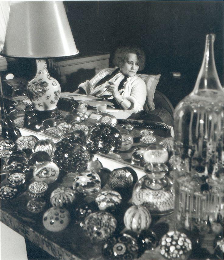 Colette by Robert Doisneau, 1950