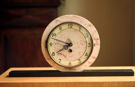 Lovely Art Deco clock