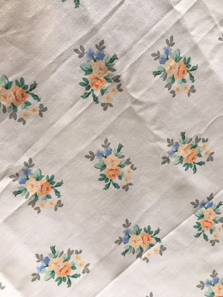 Laura Ashley Vintage Florette Roses Fabric Approx 35-4982