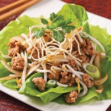 Sauté de porc haché à la chinoise - Soupers de semaine - Recettes 5-15 - Recettes express 5/15 - Pratico Pratiques
