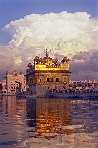 The Golden Temple ~ Amritsar