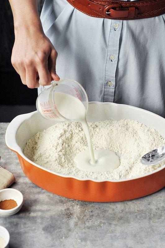 making Apple Pie Biscuits / joy the baker