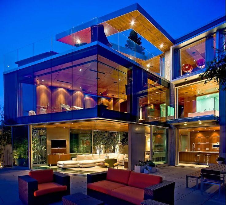 Designer Jonathan Segal created this amazing home